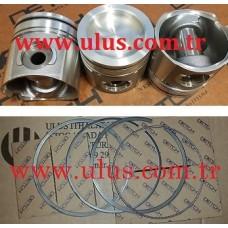 6754-31-2110 Piston SAA6D107E Engine KOMATSU