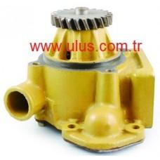 6151-61-1123 Devirdaim su pompası S6D125 Motor KOMATSU