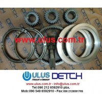 419-33-11263 Plate Brake WA320-1 KOMATSU