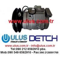 47759181 Compressor A/C KOBELCO