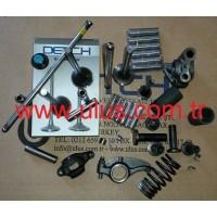 3948102 Supap gaydı QSC8.3 Motor CUMMINS