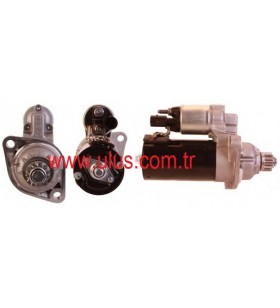0001153009 Starting 2.0 TDI 12v 13 Diş 1,8 KW Volkswagen Bosch Type