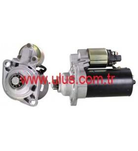 001124001 Starting 12v 10 Diş 1,4 KW Volkswagen Bosch Type