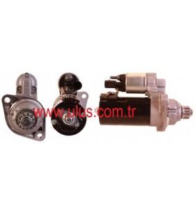 02M911024C Starting 2.0 TDI 12v 13 Diş 1,8 KW Volkswagen Bosch Type
