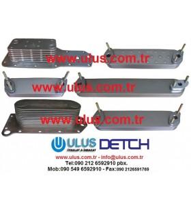 34399-02102 Radiator Oil Cooler S6KT Engine MITSUBISHI