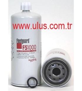 FS1000 Separator, Fuel Water Filter Fleetguard