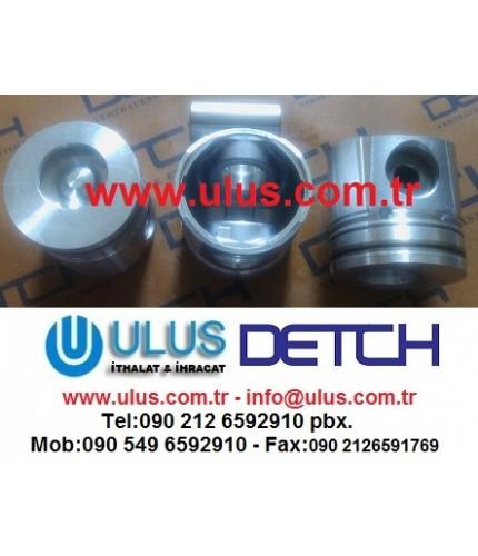 3802747 Piston + Pin + Snap Ring + Piston Ring 6BT5.9 Engine CUMMINS