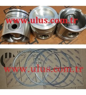4376353 Piston + Ring Set + Pin QSB6.7 Engine CUMMINS