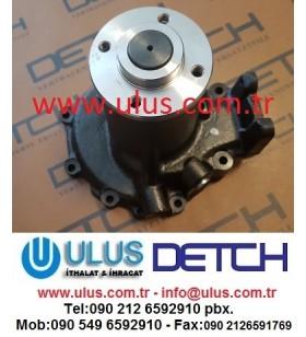 VH16100E0070A Water Pump J08E Engine HINO - KOBELCO