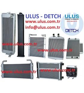 4648857 Oil Cooller radiator HITACHI 350-3