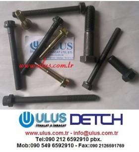 8-97077638-0 Bolt cylinder head 4HK1 Engine ISUZU
