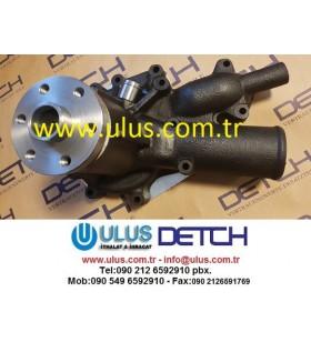 1-13650133-3 Water Pump 6HK1 Engine ISUZU