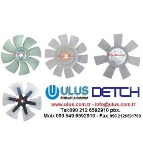 1136603710 Fan Cooling 6HK1 Engine ISUZU 113660-3710, 1-13660-371-0, 1-13660371-0