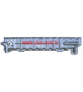1217001920 Yağ soğutucu kapağı 6BG1 Motor ISUZU