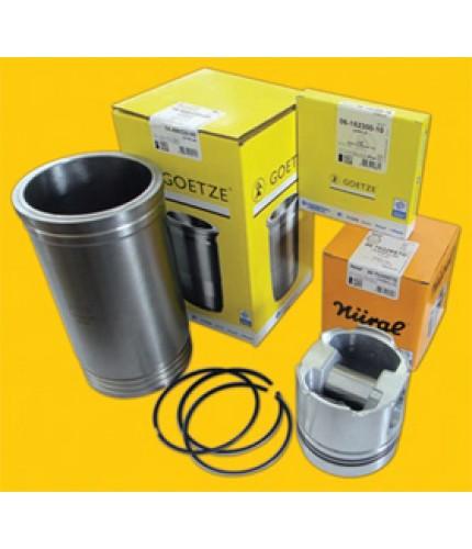 6HK1 ISUZU Piston Kit Piston + Ring set + Pin
