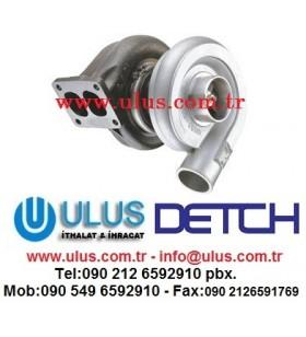 114400-4440 Turbocharger 6WG1 Engine ISUZU