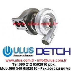 8980025600 Turbocharger 6UZ1 Engine ISUZU