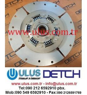134-12-61131 Damper Disc KOMATSU