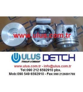 129906-22080 Piston 4TNV94 Engine YANMAR