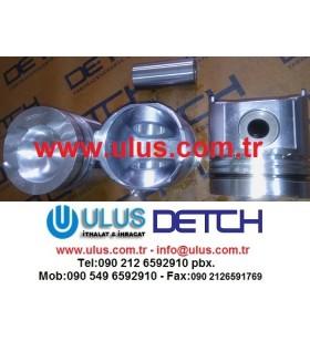 6138-32-2120 Piston S6D110 Engine KOMATSU