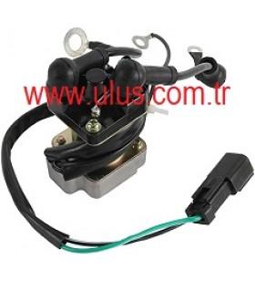 KD0-25000-8331 Swirch Starter SA6D140 Engine KOMATSU