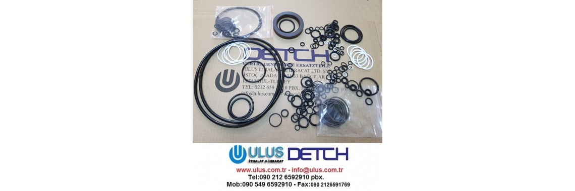 SEAL - O-RING - RING - HYDRAULIC PARTS - CONSTRUCTION EQUIPMENT