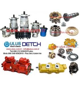 VOE14524186 Gear pump Hydraulic VOLVO